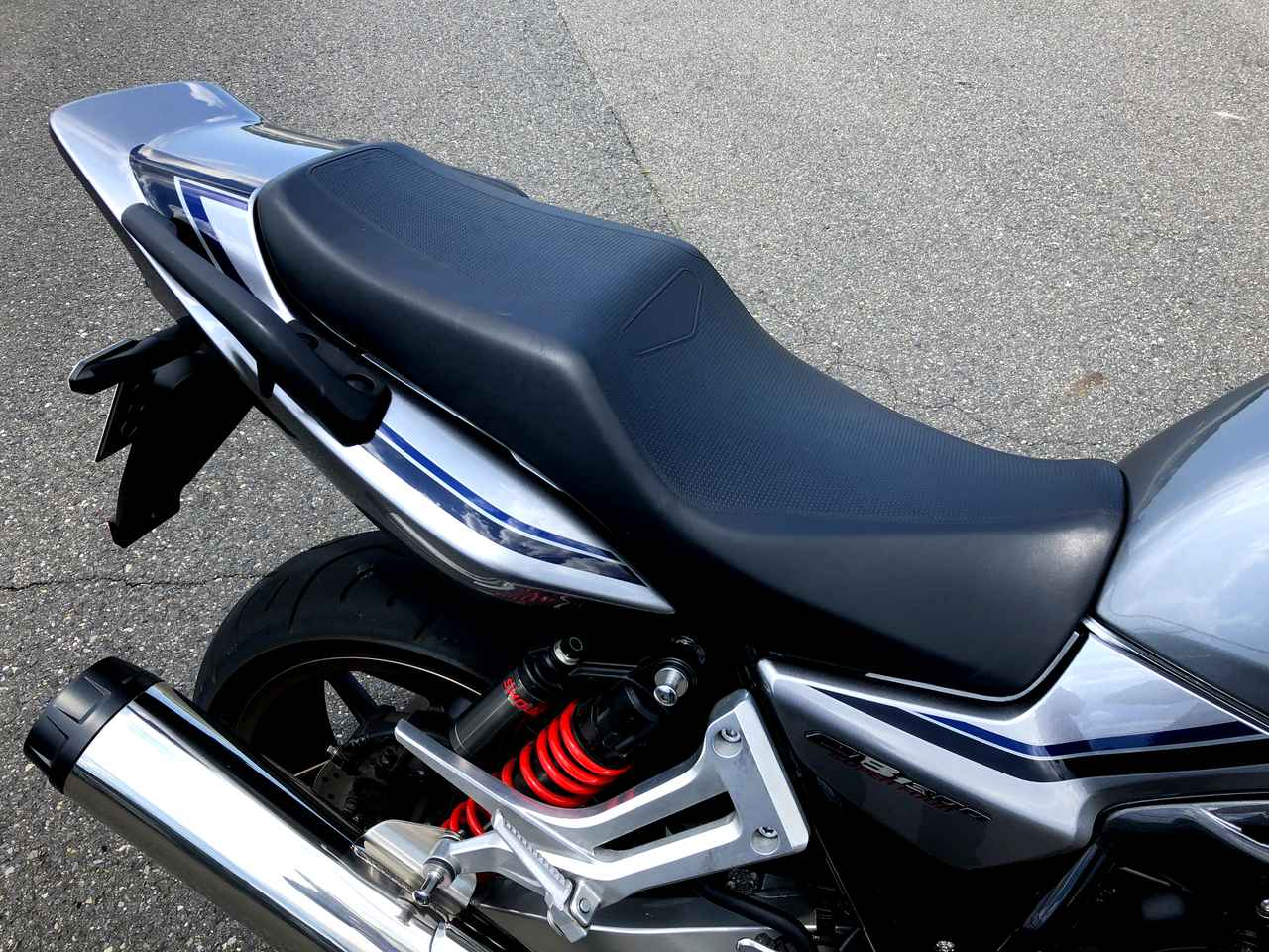 画像4: THE「デカいバイク」の決定版