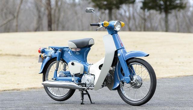 画像: 「スーパーカブC50」と「ミニスカート」。実は重なる関係性が!?【歴代カブの時代を振り返ろう】 - A Little Honda