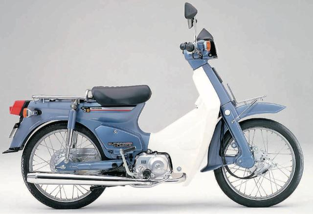 画像: 超低燃費!スーパーカブ50スーパーカスタム【歴代カブの時代を振り返ろう】 - A Little Honda