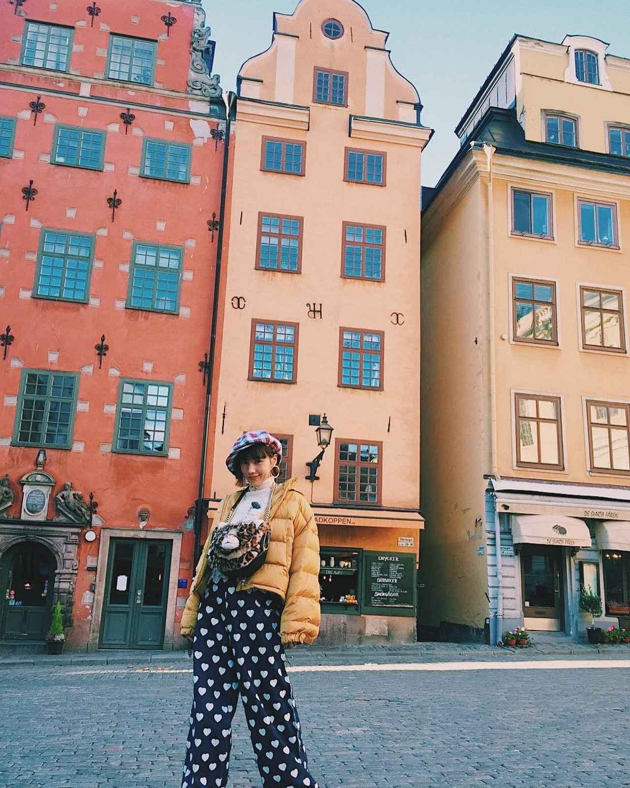 画像1: Riisa Naka  仲里依紗さんはInstagramを利用しています:「2018年も 楽しいお仕事 たくさんできますように」 www.instagram.com