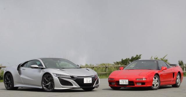 画像: 新型NSXと初代NSX:39,800円/パッケージ