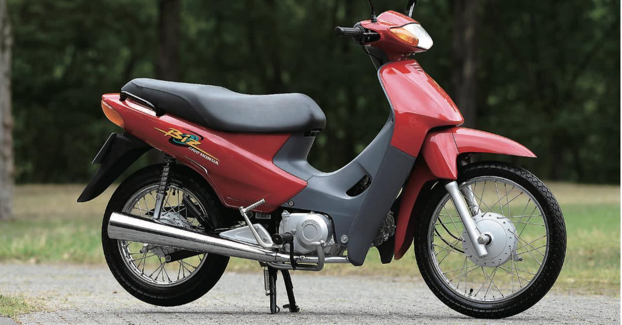画像: ブラジル人の生活を救ったホンダスーパーカブ。その名も「C100 BIZ」! - A Little Honda