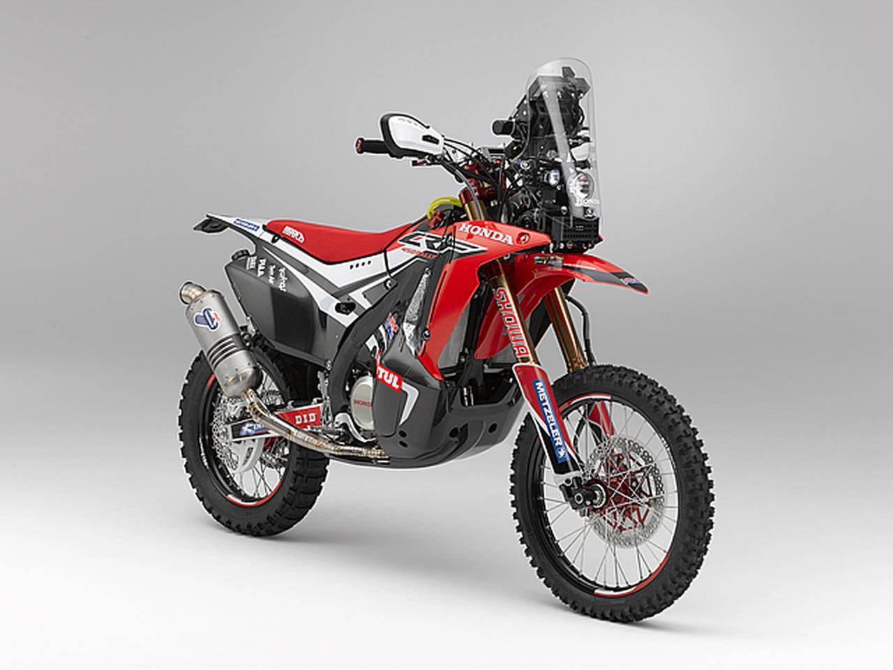 画像1: ベース車両のCRF250Lはこんなバイクです