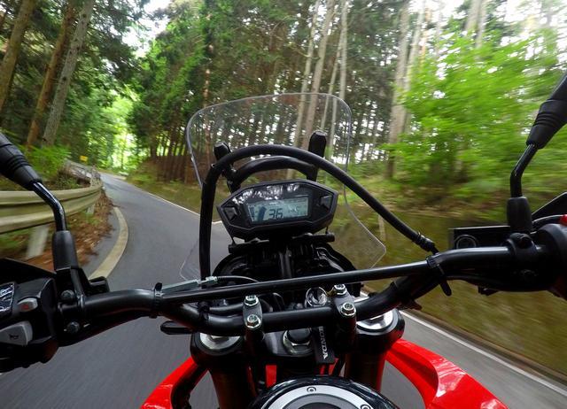 画像7: ベース車両のCRF250Lはこんなバイクです