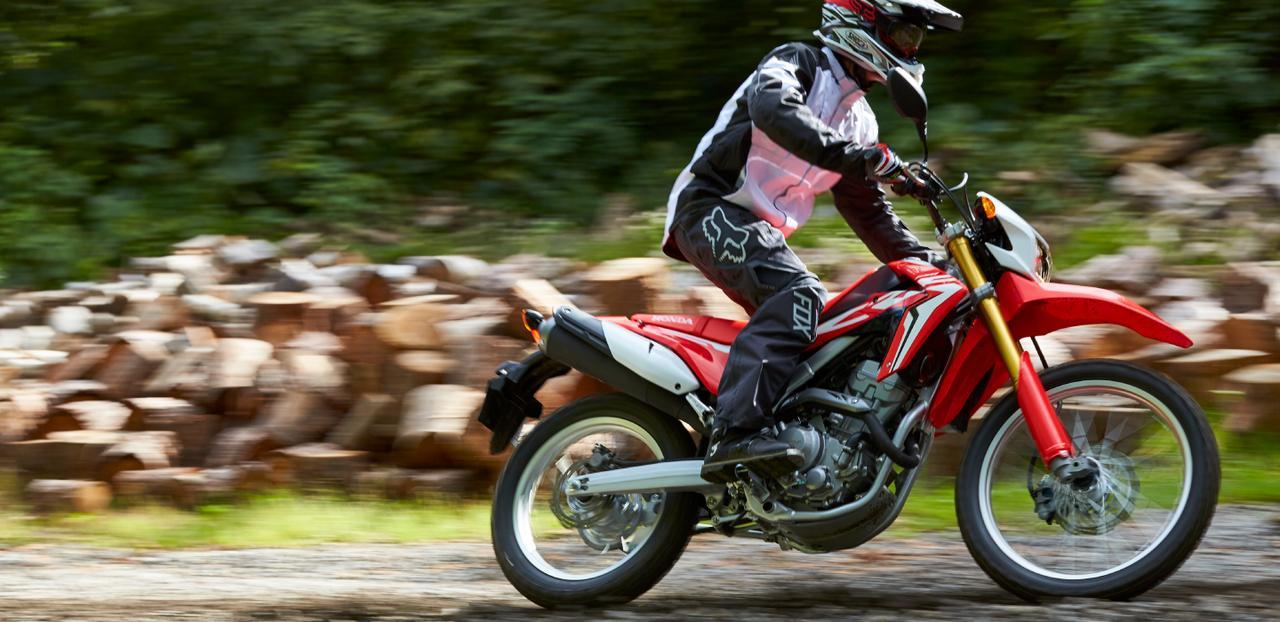 画像: Honda/CRF250L