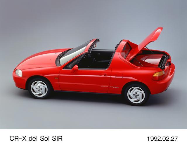 画像: ホンダ偏愛主義 - A Little Honda