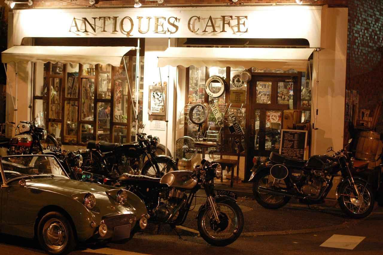 画像: アンティーク好きな若者必見!都内のおすすめバイクカフェ【モンキー125でちょっとそこまでvol.4】 - A Little Honda