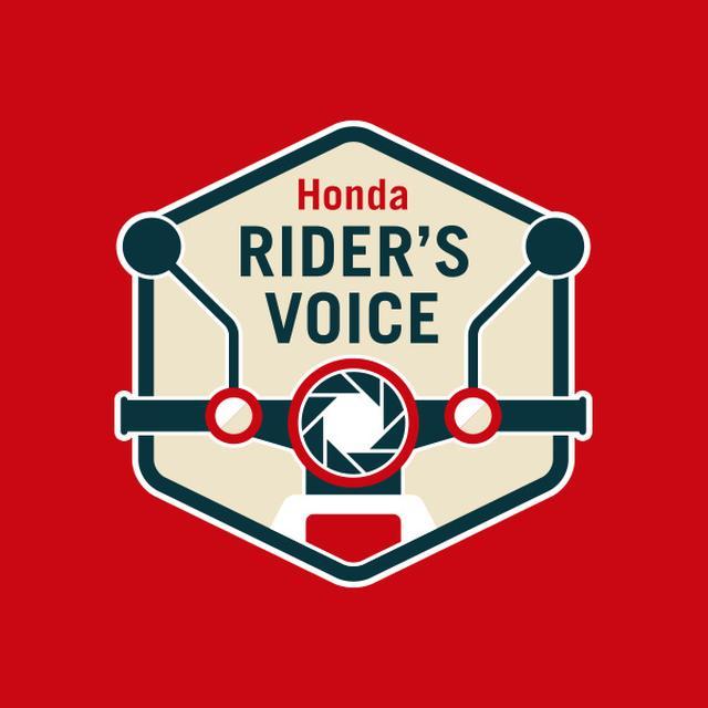 画像: Honda | Rider's Voice
