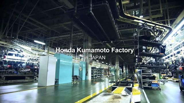 画像: Hondaスーパーカブ:Kumamoto Factory Movie youtu.be