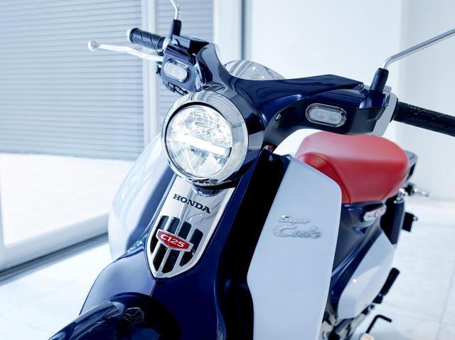 画像: これって『カブのサラブレッド』なのか!? スーパーカブ C125が発売決定! - A Little Honda