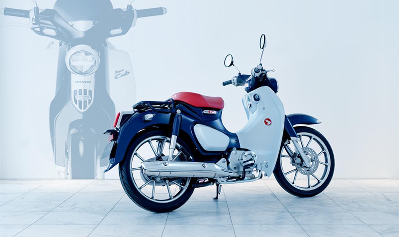 画像1: 投票してね!ホンダの2018年新作バイク4選! ずばり今買うならどれ?