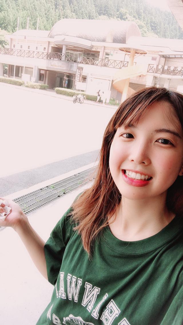 画像1: 道の駅 大滝温泉についた〜!