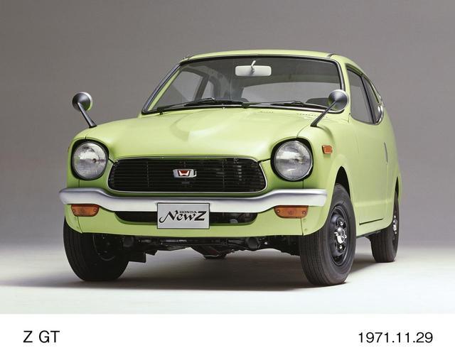 画像: ホンダZの試作モデルを目にした本田宗一郎氏が評した衝撃の例えとは…?【ホンダ偏愛主義vol.8】 - A Little Honda