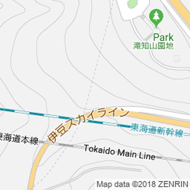 画像: 滝知山PA/伊豆スカイライン