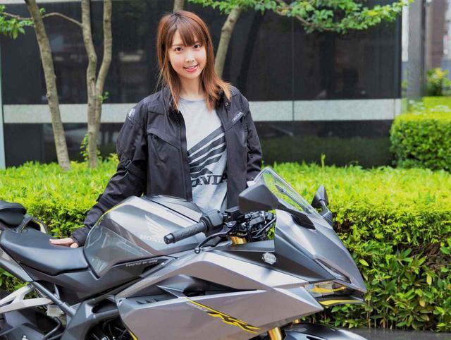 画像: 【西田望見のA Little♡Rider】 はじめまして!声優の西田望見です - A Little Honda