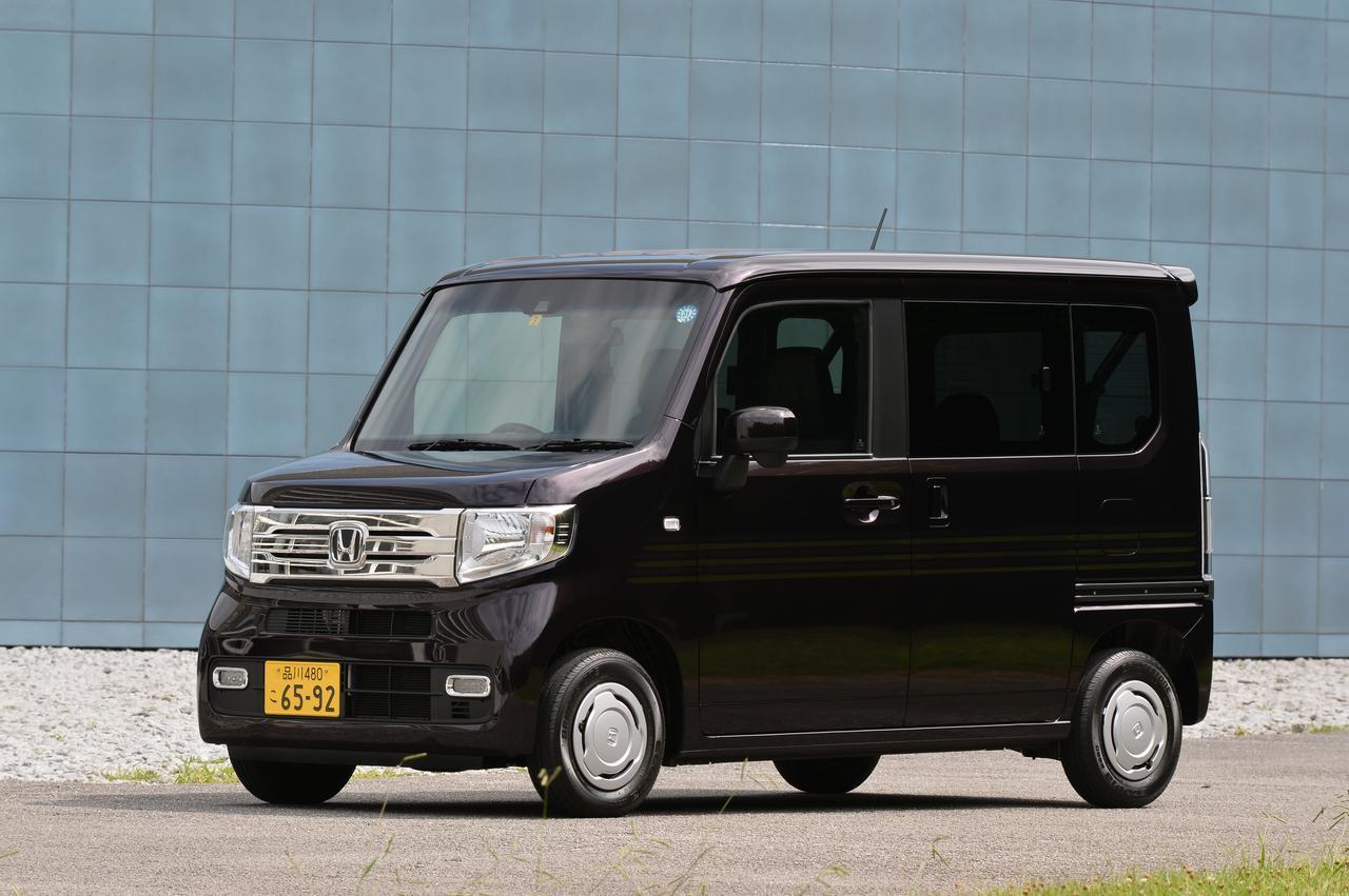 画像: 日本一売れるN-BOXシリーズ最新、N-VANは最高の遊びクルマかもしれない - A Little Honda