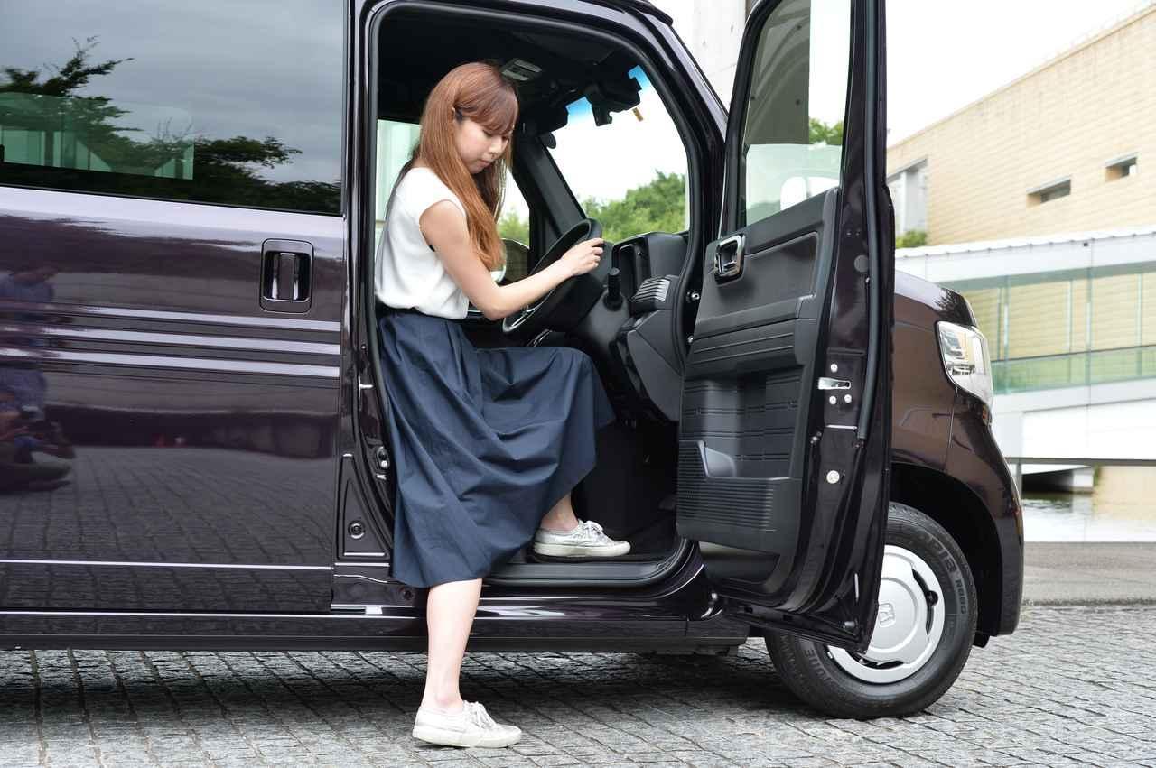 画像: 女性は念のためご参考に。 写真:+STYLE COOL・Honda SENSING