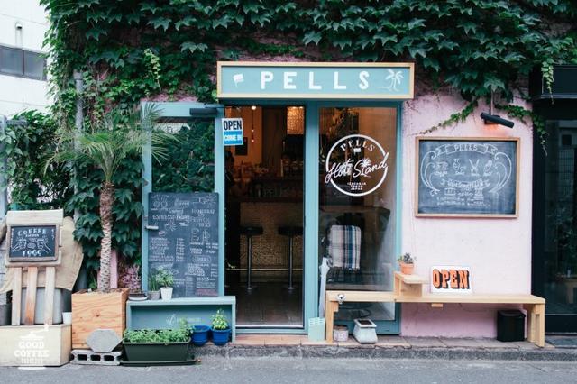 画像: Hot Stand PELLS - 東京・渋谷、代官山