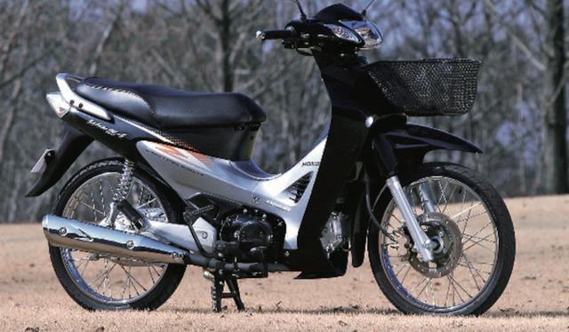 画像: アセアンのカブはスクーターみたい!Honda Wave125 【歴代カブの時代を振り返ろう】 - A Little Honda