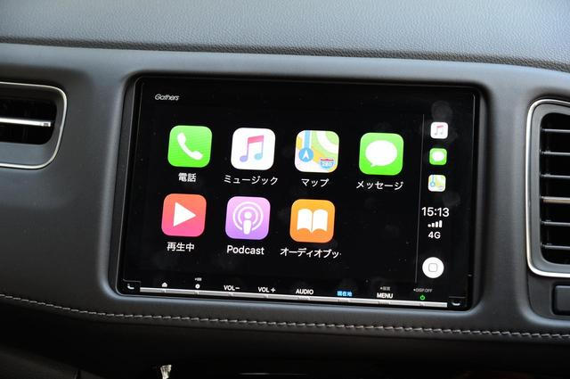 画像1: Apple CarPlayに対応しているので選曲操作もスマート!