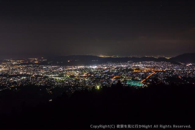 画像: 菜の花台(ヤビツ峠)の写真 - 夜景を見に行かNight