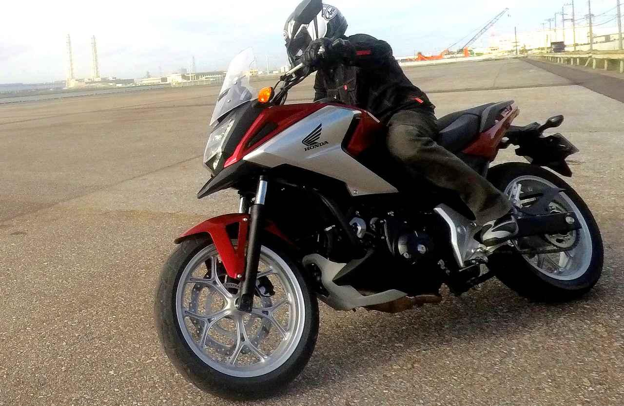 画像: 中型バイクより、いっそ大型免許?NC750Xのコスパが圧倒的すぎて震える……【ホンダオールすごろく/第11回 NC750X(MT) - A Little Honda