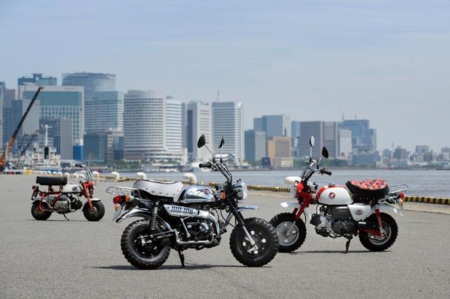 画像: ホンダモンキー、最初は「遊園地の乗り物」だった!?【歴代モンキーvol.1】 - A Little Honda