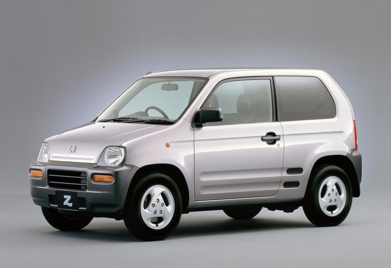 画像: この「ホンダZ」、見えない部分はスーパーカーなんですよ!【ホンダ偏愛主義vol.12】 - A Little Honda