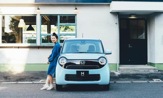 画像: HONDA公式サイトより/N–ONE www.honda.co.jp