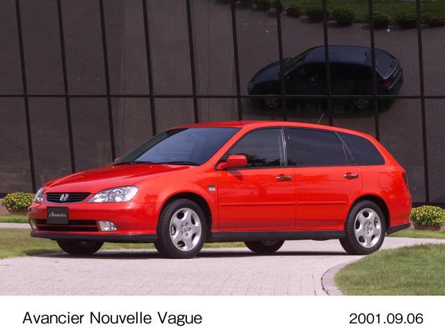 画像2: 仲間とドライブに行くなら5ドアワゴンのアヴァンシア(99~03)だ。