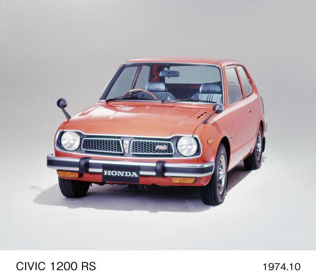 画像1: 箱根に走りに行くならスポーツシビックSi-RⅡ(91~95)とNSX(90~06)があればいいな。