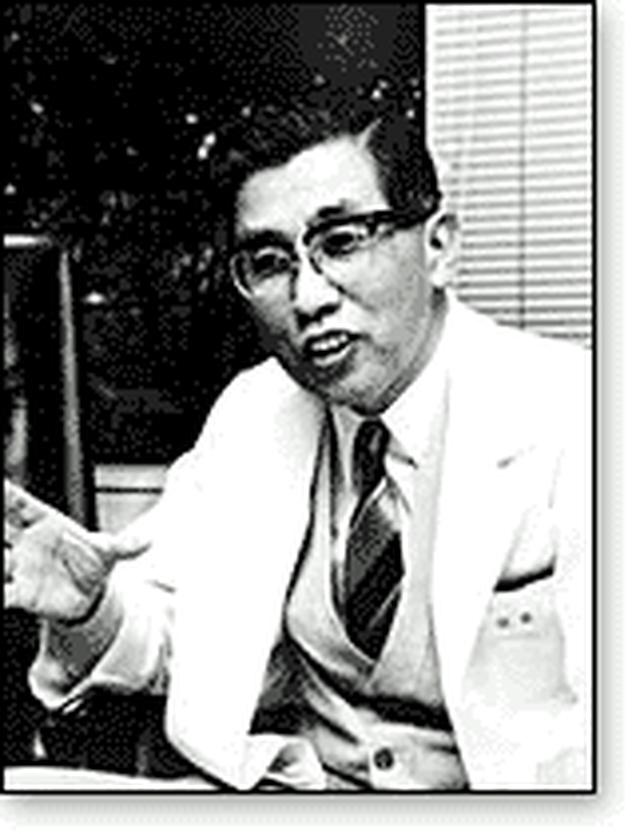 画像: 故・中村裕博士(1927〜1984年) www.taiyonoie.or.jp