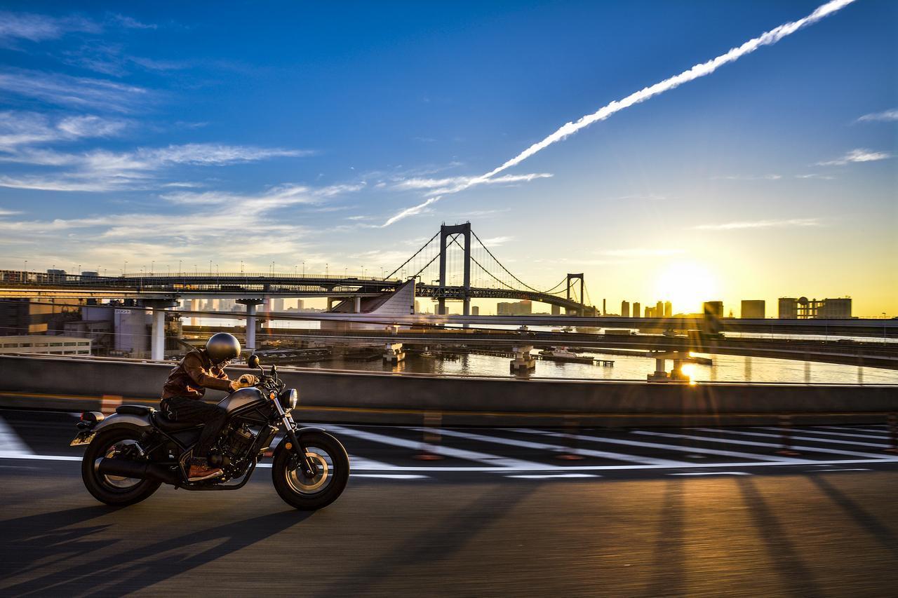 画像: 【REBEL 250】カッコいいだけじゃない。 ホントは『走り』が本領です! - A Little Honda