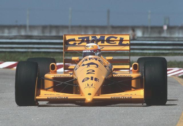 画像: ロータス100T【1500cc】(1988年)