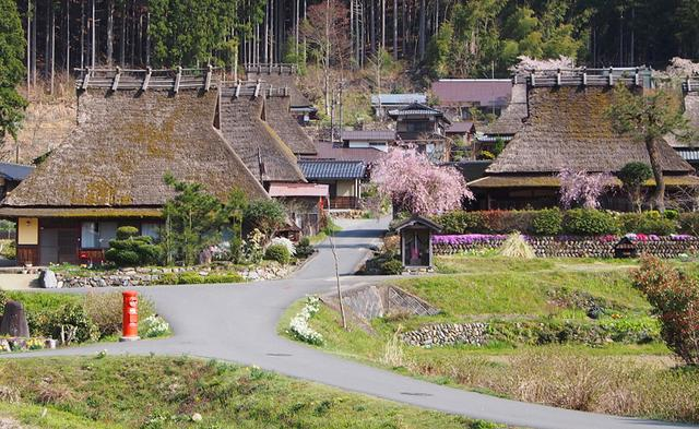 画像: かやぶきの里 | 京都 美山ナビ