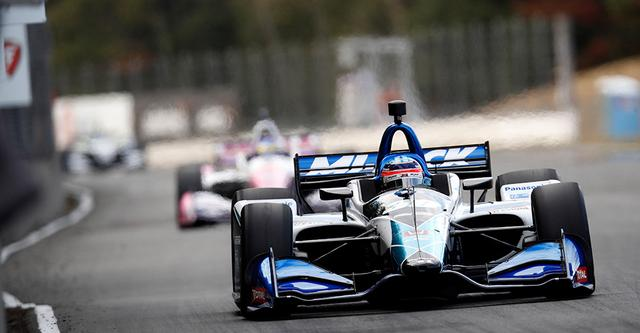 画像: インディカー通算3勝目となる、今シーズン初勝利を記録した佐藤琢磨。 www.honda.co.jp