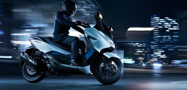 画像: Honda/FORZA 公式WEB