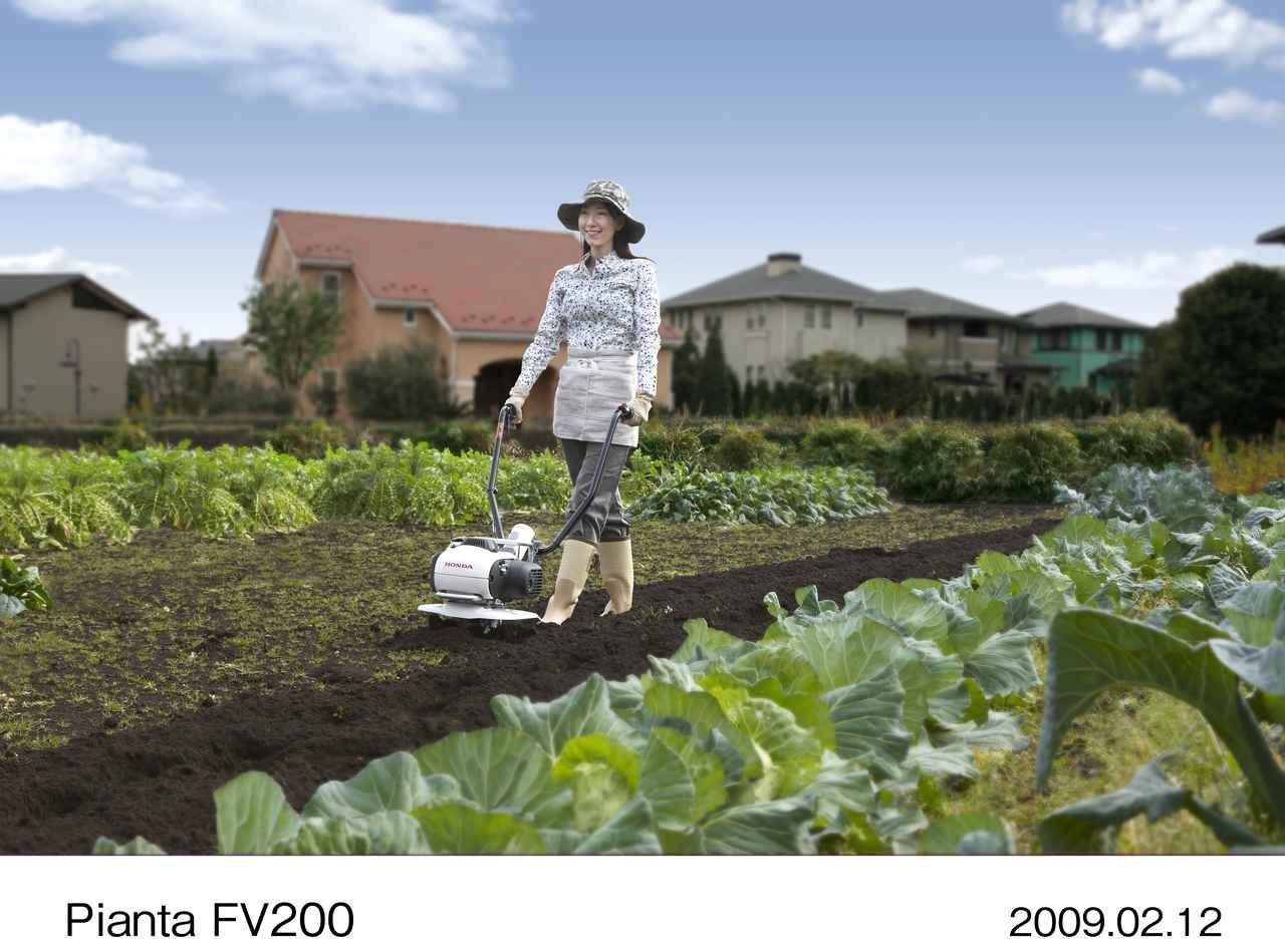 画像: 「耕うん機のピアンタ」はクルマとのドッキングまで考え抜かれて開発されていた!?【ホンダ偏愛主義vol.13】 - A Little Honda