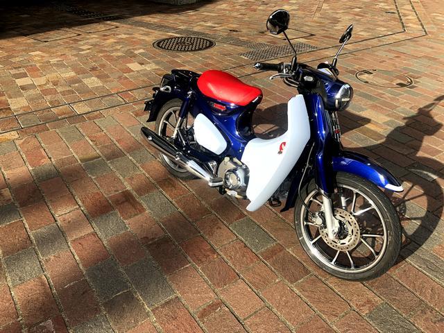 画像1: はじめてバイクに乗った時のことを思い出す