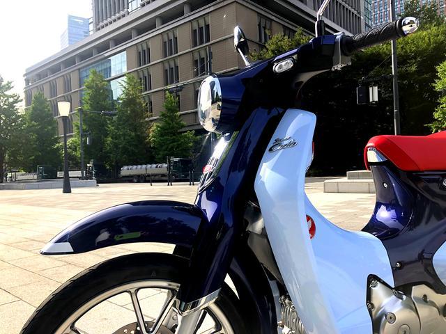画像3: はじめてバイクに乗った時のことを思い出す