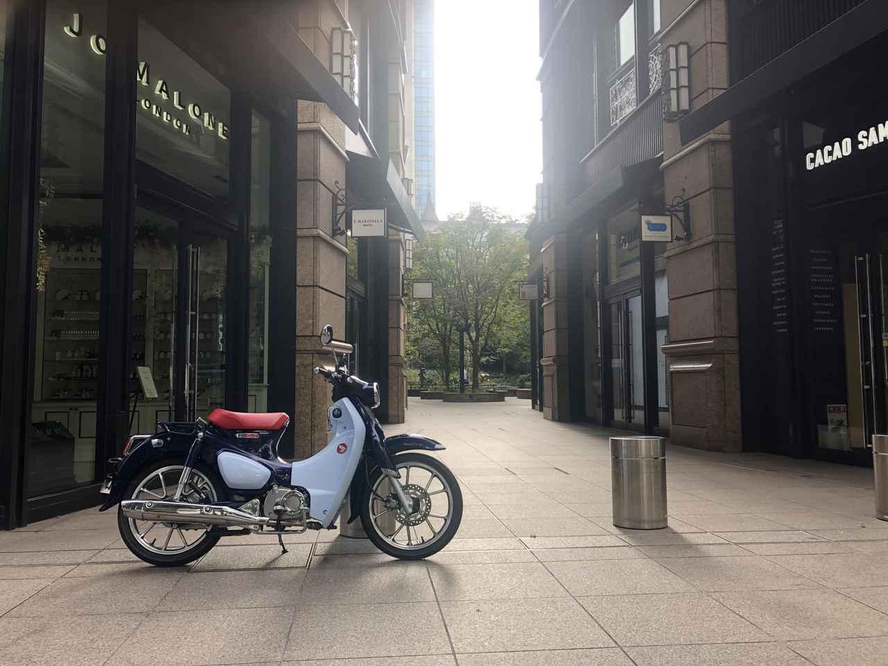 画像5: はじめてバイクに乗った時のことを思い出す