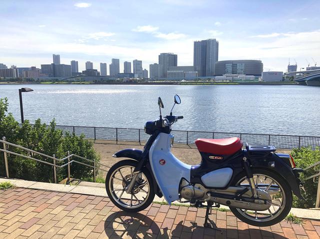 画像2: はじめてバイクに乗った時のことを思い出す