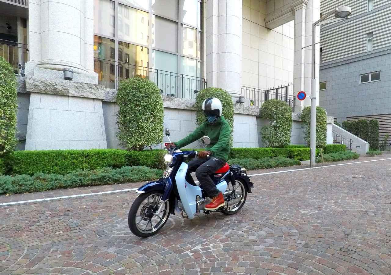 画像4: はじめてバイクに乗った時のことを思い出す