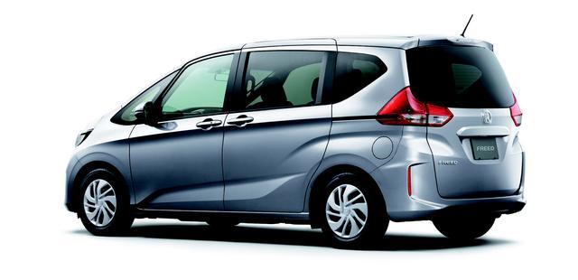 画像: フリードG ガソリン FFも198万円とギリギリ100万円台だ。