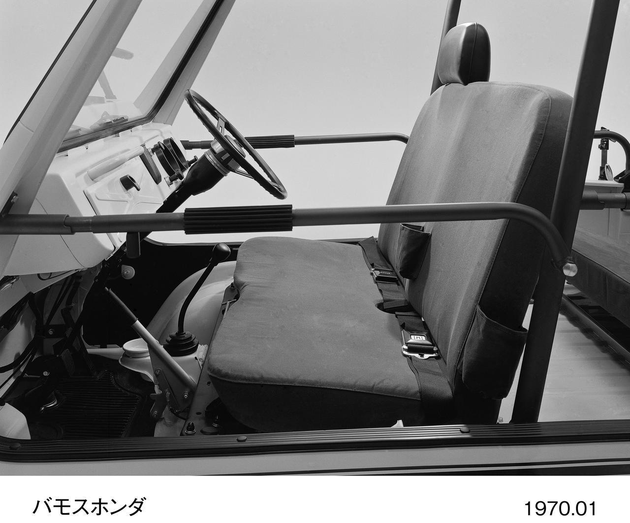 画像2: ユニークなオープン軽トラック、それがバモスホンダなのだ。【ホンダ偏愛主義vol.21】