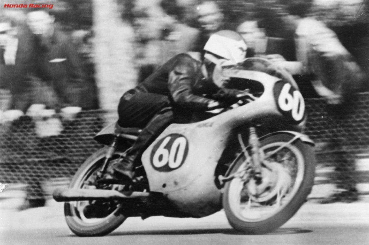 画像: [ホンダに乗った世界王者たち:1] トム・フィリス(1961) - A Little Honda
