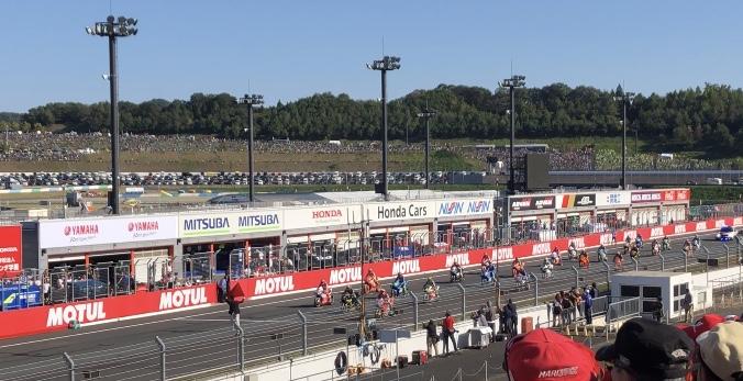 画像1: MotoGP観戦!!!