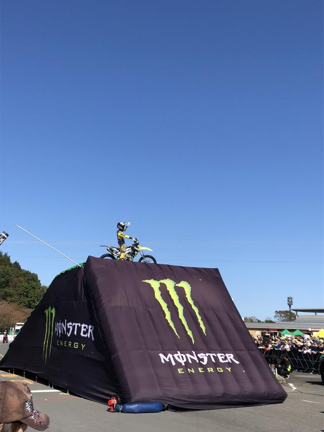 画像2: MotoGP初潜入!