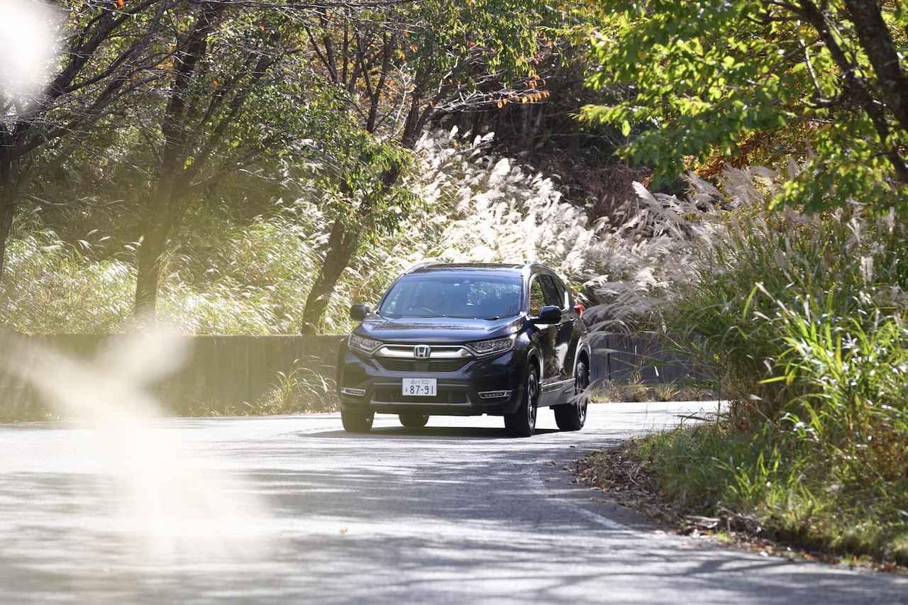 画像: どんな道でもキビキビと爽快な走りが楽しい! ターボモデルに対して静粛性、快適性も高められています。
