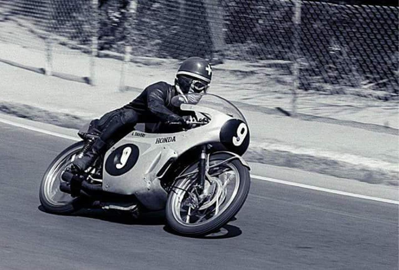 画像: [訃報] 偉大なGP王者、ルイジ・タベリ - LAWRENCE - Motorcycle x Cars + α = Your Life.